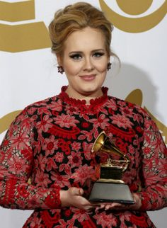 Адель не попала в число номинантов на премию «Грэмми» - http://russiatoday.eu/adel-ne-popala-v-chislo-nominantov-na-premiyu-gremmi/ За статуэтки поборются Тейлор Свифт, Кендрик Ламар, The Weeknd и другиеАдельАльбом Адель «25», несмотря на рекордные продажи и статус бестселлера, не попал в число номинан