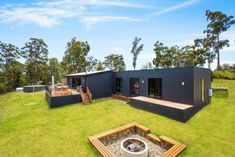Prefab homes and modular homes in Australia: Anchor Homes