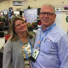 's Connie & Rick Bradt. Finding Solutions For Grower Success! Horticulture, Success, Vegetable Gardening, Square Foot Gardening