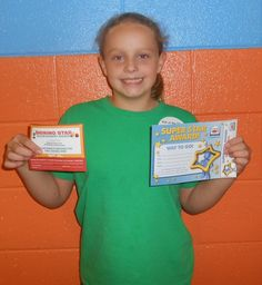 Our Kid of the Day is Abby! She enjoys the many different activities that we offer at the Club!