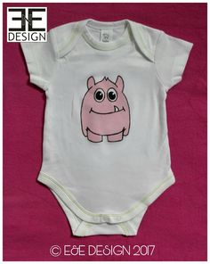 b4b7f299e Customized Onesie / Baby Body painted with textile paint by E&E DESIGN GbR,  54292 Trier www.eundedesign.com www.facebook.com/eundedesign ...