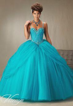 Mori Lee Quinceanera Dress Style 89071