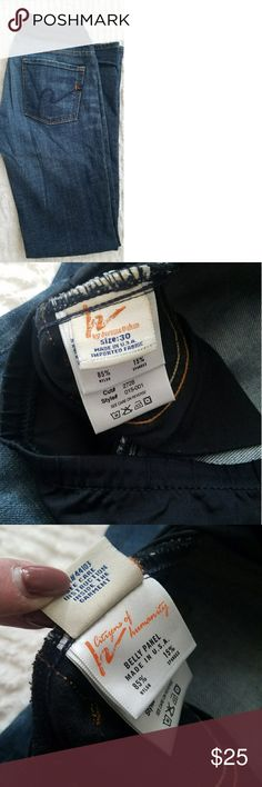 SATURDAY SALE Maternity Citizens of Humanity Jeans Belly panel Citizens of Humanity Jeans Citizens Of Humanity Jeans