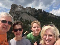 Mt Rushmore & Family