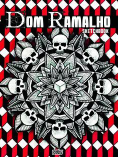 Sketchbook Dom Ramalho - LANÇAMENTO