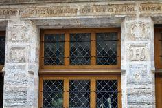 Paris 3e - 51 rue de Montmorency : Maison de Nicolas Flamel - Les plus anciennes maisons de Paris, les prétendantes, les légendes et la doyenne   Paris la douce