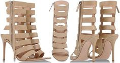 Gianvito Rossi Ankle Sandal Boots