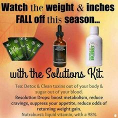 You can not deny it...Total Life Changes products are the TRUTH. Get summertime FINE in the winter  In box me for more info!!