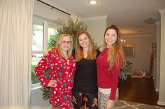 'Tis the season for everything warm and fuzzy, so what better a time for a pajama party with your ...