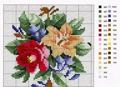 VK is the largest European social network with more than 100 million active users. Cross Stitch Heart, Cross Stitch Cards, Cross Stitch Borders, Cross Stitch Flowers, Cross Stitch Designs, Cross Stitching, Cross Stitch Embroidery, Hand Embroidery, Cross Stitch Patterns
