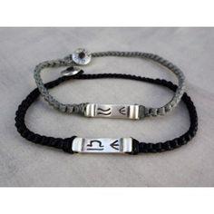 Babylonia men's silver handmade bracelets Wishlist Shopping, Silver Buttons, Trendy Jewelry, Silver Man, Anklets, Handmade Bracelets, Silver Bracelets, Handmade Silver, Zodiac