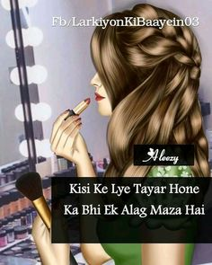 💎 Miss Bushra Kakar💎 Love Quotes In Hindi, New Quotes, True Quotes, Qoutes, Attitude Quotes For Girls, Girl Attitude, Attitude Status, Swag Quotes, Girly Quotes