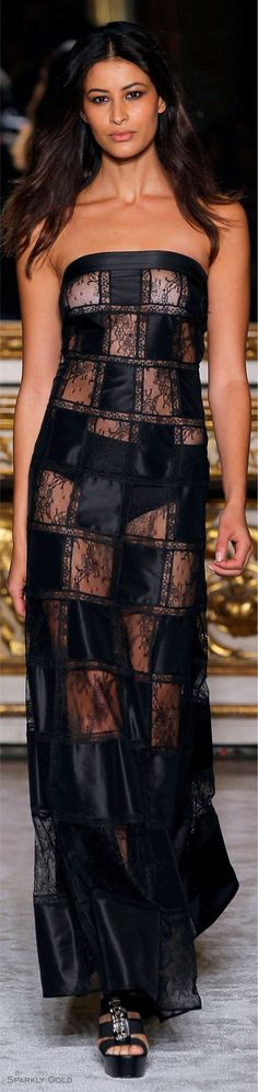 Roccobarocco Spring 2016 RTW women fashion outfit clothing style apparel @roressclothes closet ideas