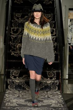 : DAY Birger et Mikkelsen AW14 : Copenhagen Fashion Week