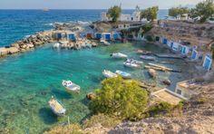 Consejos: las 8 islas griegas más bonitas. Santorini, Mykonos, Paxos, Tinos, Ikaria, Skyros, Gavdos, Milos.