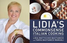 October 26, 2013: Meet Lidia Bastianich & Book Signing at Mollie Stone's Greenbrae in Marin County, CA