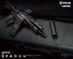 DGN556B-DA Dragon Muzzle Brake & Suppressor Mount...