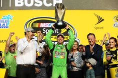 Kyle Busch completes ultimate NASCAR comeback with Sprint Cup championship