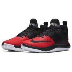 6e257746278 Tênis Nike Fly By Low Masculino - Preto e Vermelho - Compre Agora