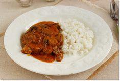 ogy ne legyen se túl lágy, sem pedig túl Risotto, Grains, Rice, Beef, Ethnic Recipes, Food, Meat, Essen, Meals