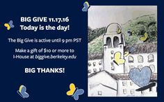 Big Give is today!