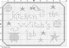 Pagan Cross Stitch Patterns 2
