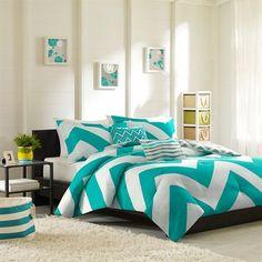 Mizone Libra Comforter And Decorative Pillows Set - Blue - Full/Queen Mi-Zone http://www.amazon.com/dp/B00KYLF0QY/ref=cm_sw_r_pi_dp_1upJub1A7NSGB