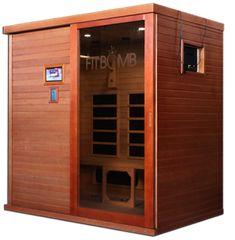 Solo Fitness Sauna