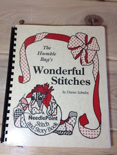 The Humble Bag's Wonderful Stitches by Diane by TheRustyNailPail