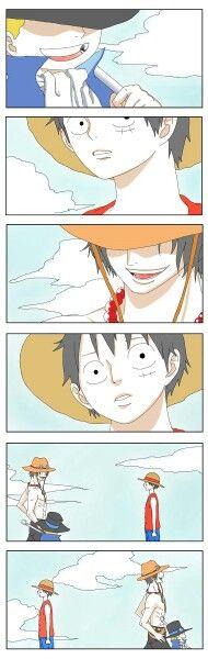One Piece: Luffy's Birthday Short Story part 2