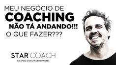 Olá Coach, tudo bem!!?  Uma das perguntas que eu mais ouço, é a seguinte:   Meu Negócio de Coaching não está andando na velocidade que eu quero, o que eu faço?????!!! Você já se sentiu assim??? Essa é uma das maiores frustrações presentes na vida de todos os Coaches. Calma.... Lembre-se: assim que vc se forma, você é um estagiário...(assisti o vídeo que você vai entender.) https://www.youtube.com/c/marcusSaulnier