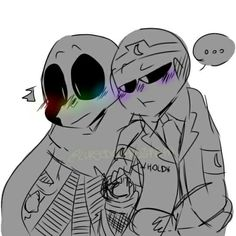 °*Undertale And Different Au*°. Sans X Frisk Comic, Undertale Love, Undertale Ships, Undertale Fanart, Undertale Comic, South Park, Dreams And Nightmares, Game Character, Cool Drawings