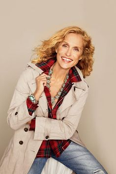 "Lauren Hutton. This is what a ""Senior Citizen"" looks like folks."