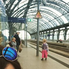 Station to station...#mbnaeuropa #cosmosturismo #dresden