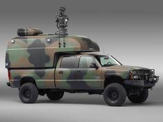 chevy silverado 2500 camouflage