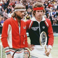 Le tennis est un sport qui allie performance, prestige et style. GQ a creusé les archives de la balle jaune pour concocter une sélection – forcément subjective et incomplète – des joueurs réunissant ces trois qualités.