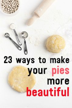 23 Ways To Make Your Pies More Beautiful