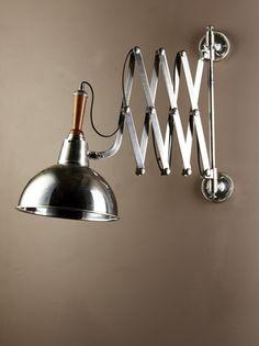 Rosendal Wall Scissors Lamp - WALL LAMPS