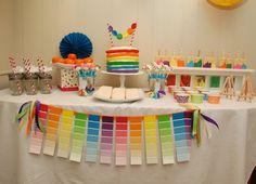 Dessert Buffet/Paint Party