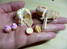 Miniaturen aus Fimo