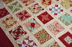 Lella Boutique: Vanessa's Farmer's Wife quilt
