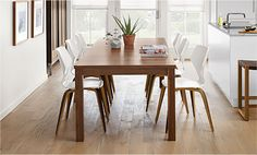 how to combine a living and a dinning room - dimensions