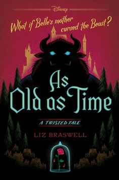 """Number 10: A Book With Nonhuman Characters - """"As Old as Time"""" by Liz Braswell - 4/5 - Not a huge fan of the original, but something about this book appealed to me. I was afraid it might be too juvenile, but it wasn't. Plus, it's over 400 pages. I liked the twists. I recommend it, but doubt I will read any other twisted tales."""