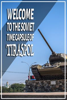 Planning to travel to Transnistria? Well you'll need to know about the best things to do in Tiraspol, the heart of this strange soviet land.