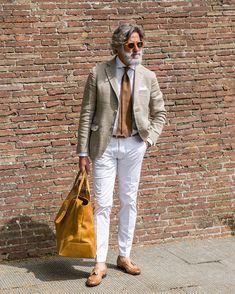 PITTI UOMO 94 Street Style Day.3|安武 俊宏|BEAMS