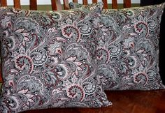 Decorative Accent Throw Pillow Covers  Two 18 Inch  by berly731, $29.99