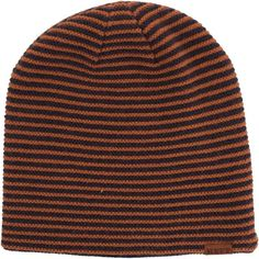 Neff Fixed Beanie ($13) ❤ liked on Polyvore featuring accessories, hats, pointy hat, beanie hat, beanie cap hat, striped hat and acrylic beanie