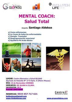 SALUD TOTAL con Santiago Aldekoa