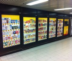Finnish startup Digital Foodie and Helsinki Co-operative Society Elanto of S Group have joined forces to turn the walls of some of the busiest commuter locations in Helsinki into virtual stores.