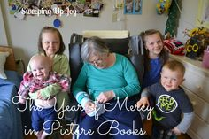 The Year of Mercy in Picture Books Works Of Mercy, Year Of Mercy, Spiritual Words, Catholic Kids, Children's Literature, Pope Francis, Picture Books, First Time, Homeschool